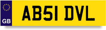 Car Number Plates For Sale Uk